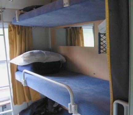 Train Cabin Couchette