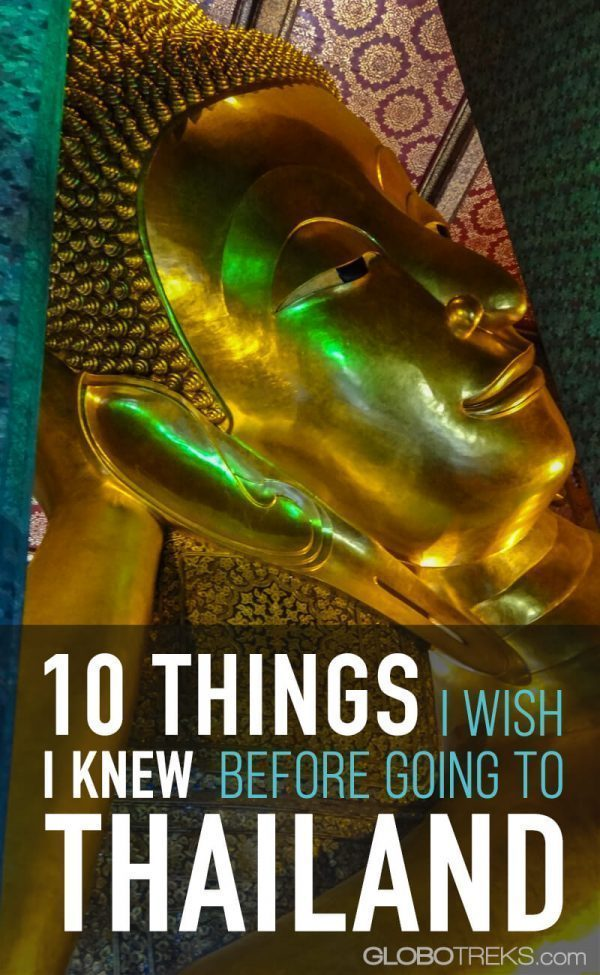 10 Things I Wish I Knew Before Going To Thailand