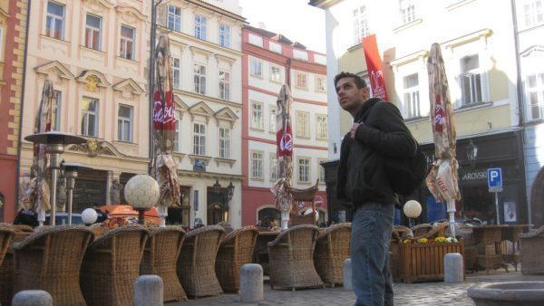 Traveling Solo in Prague