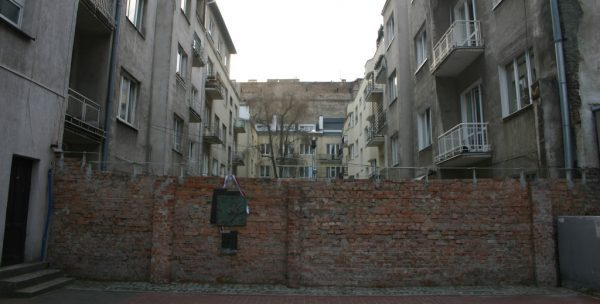 Ghetto Wall