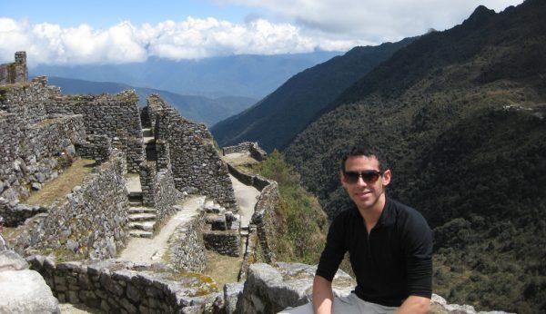 Sayacmarca Ruins - Inca Trail