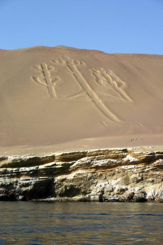 Weekly Snapshot: The Paracas Candelabra