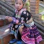 Weekly Snapshot: Hmong Girl