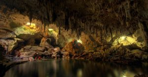 Cave Spelunking Safety