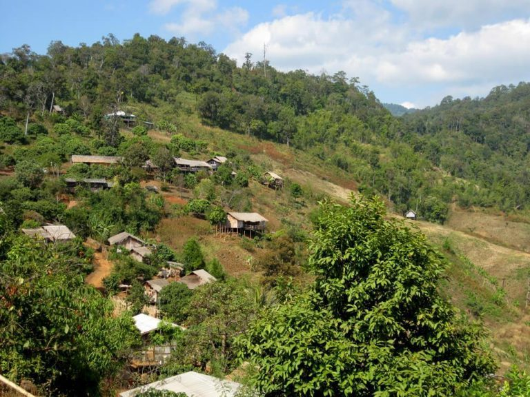 Hiking to the Lahu Tribe: A Photo Essay