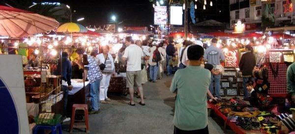 Chiang Mai, market bargaining