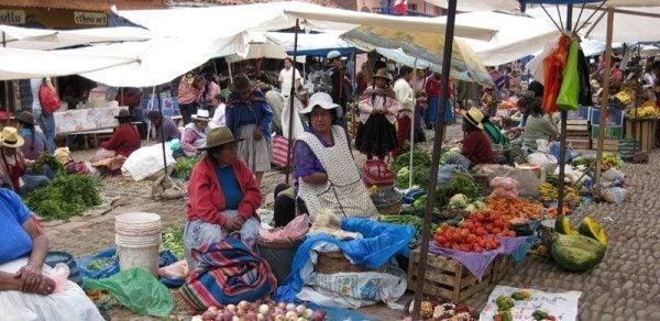 Peru Produce Market