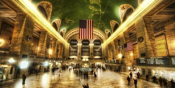 The Grand Central Station New York