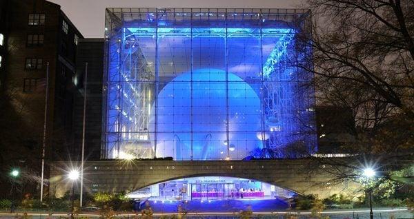 The Planetarium New York