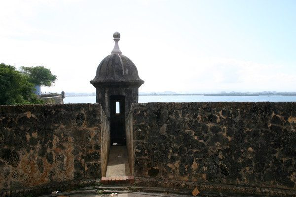 Garita of Old San Juan