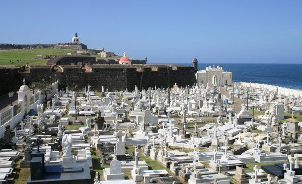 El Morro and San Juan Cemetery