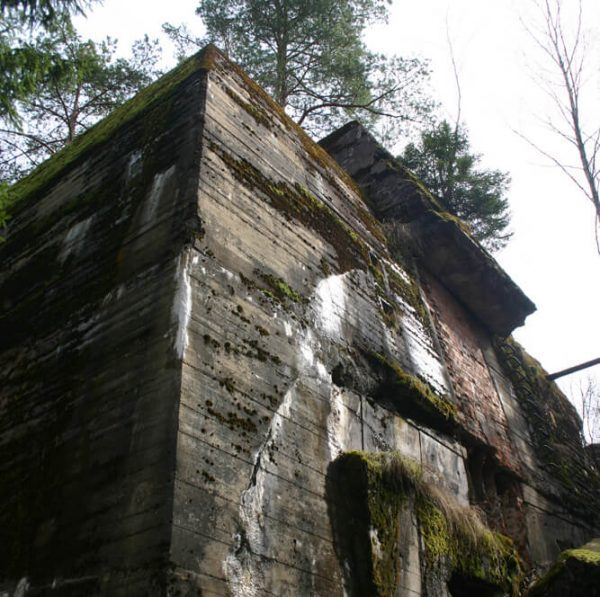 Hitler's Bunker at Wolf's Lair