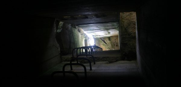 Internal Stair at Wolf's Lair Bunker