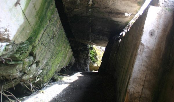 Inside Goring's Bunker