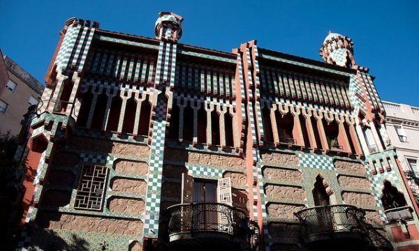 Gaudi Casa Vicens