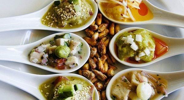 Peru cuisine