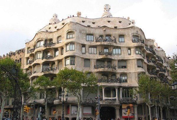 Rezultat slika za Gaudi's houses