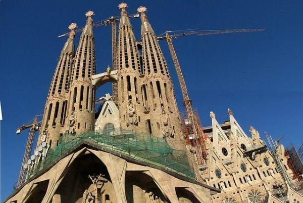 Gaudí La Sagrada Familia