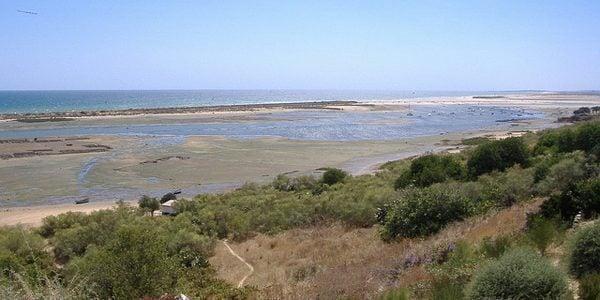 Ilha da Barreta, Algarve Portugal