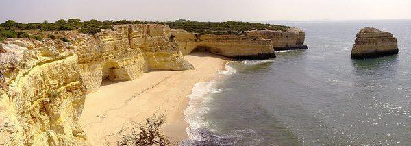 Praia da Marinha, Algarve Portugal