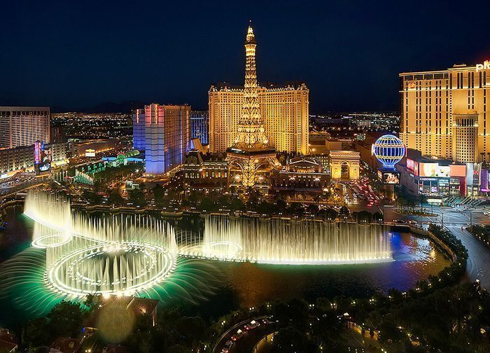 11 Of The Best Free Las Vegas Shows And Attractions