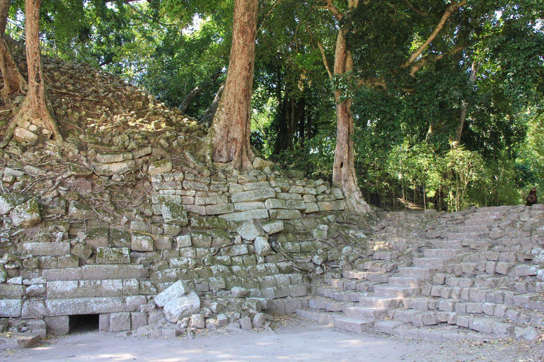 Copan Ruinas Ruins
