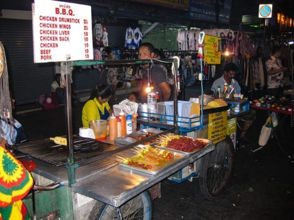 Khao San Road Street Food