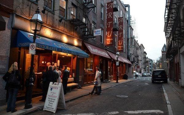 Boston S North End Restaurants 5 Urban Things To Experience In Globotreks