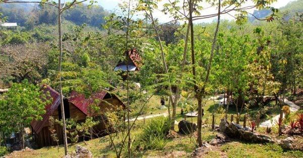 El Portal Hostel at Semuc Champey, Guatemala