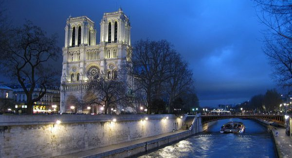 Notre Dame of Paris, France