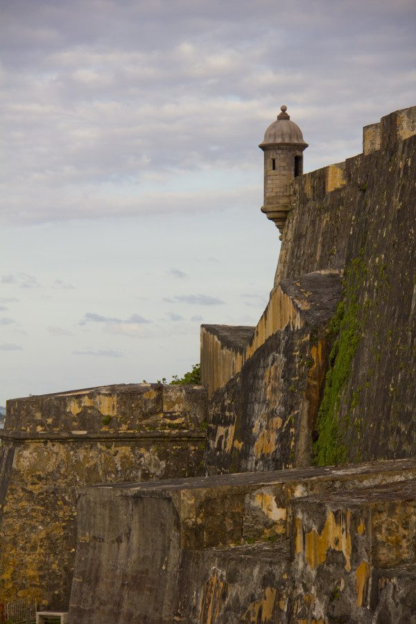 Photo Essay El Morro Fort Old San Juan