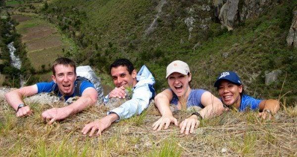 Hiking the Inca Trail to Machu Picchu, Peru