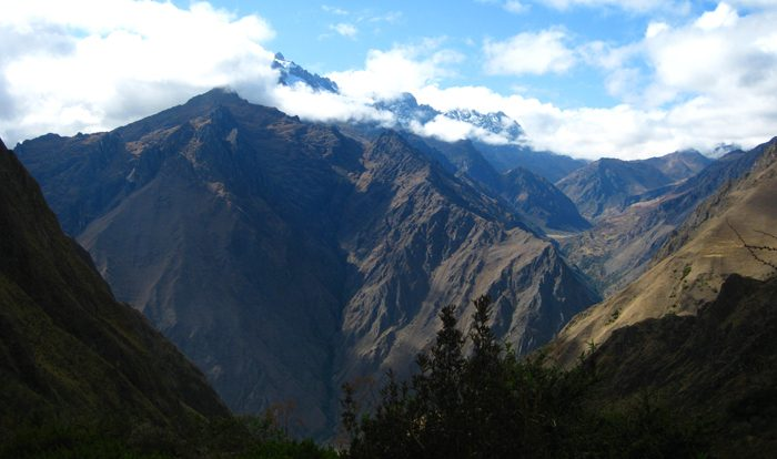 Hiking the Inca Trail to Machu Picchu, Peru