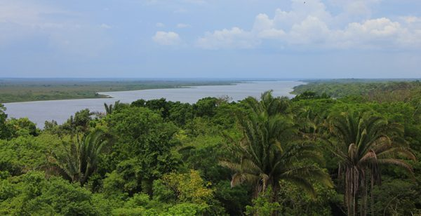 Lamanai Maya Ruins, Belize