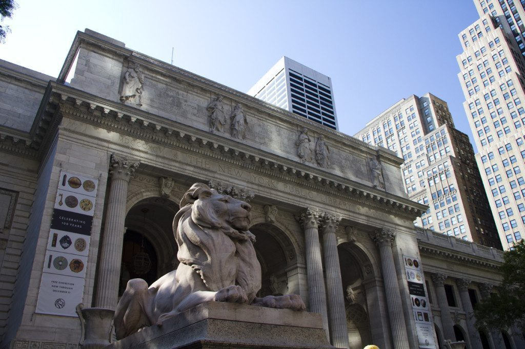 photo essay life in new york city new york public library