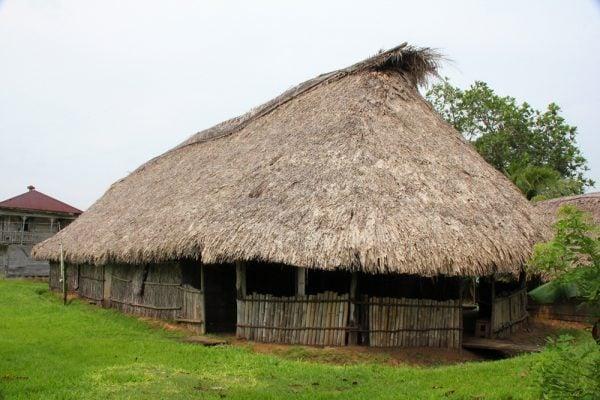 Dabuyaba at Barranco Community in Toledo, Belize