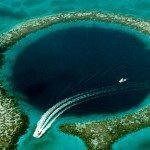 Diving at the Blue Hole