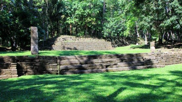 Maya Archeological Site in Toledo, Belize