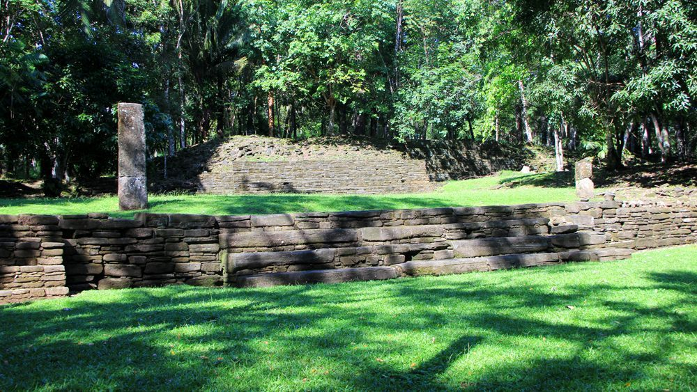 Maya Archeological Site in Toledo, Belize