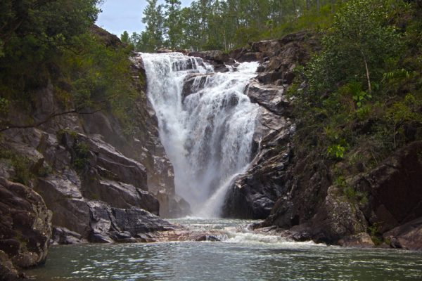 Big Rock Falls, Mountain Pine Ridge, Cayo, Belize
