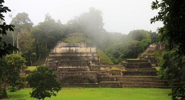 Caracol Maya Site, Belize