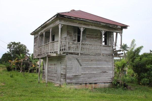 Barranco Community in Belize