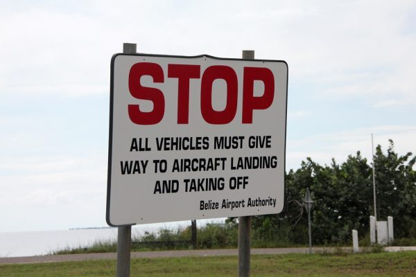 Funny Signs in Belize