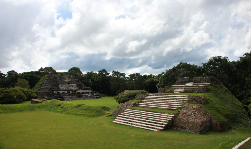 Altun Ha Archaeological Site in Belize