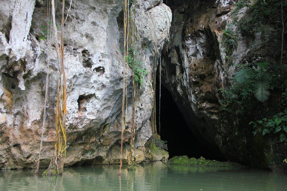 Barton Creek in Cayo, Belize
