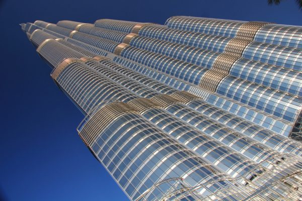 Burj Khalifa in Dubai, United Arab Emirated
