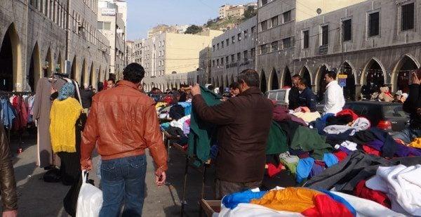 Amman street market, Jordan