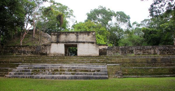 Cahal Pech Archaeological site, Cayo, Belize