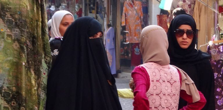 Stories From The Road: A Middle Eastern Woman's Dream
