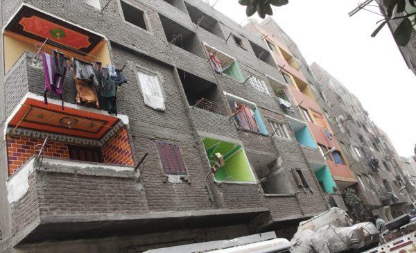 Garbage City, Cairo, Egypt